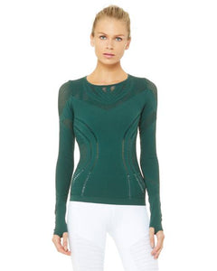 LARK LONG SLEEVE-Tourmaline