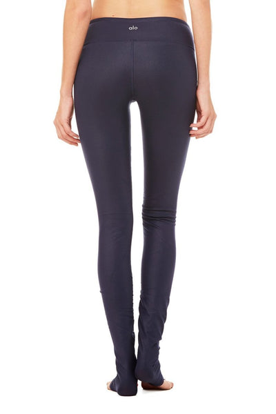 Idol Legging - Rich Navy Glossy