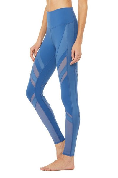High-Waist Epic Legging - Cobalt