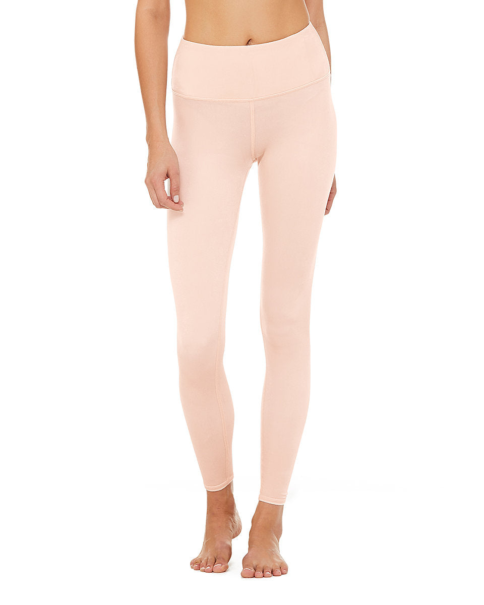 High Waist Posh Leggings - Nectar