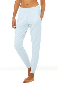 Unwind Sweatpant-Powder Blue