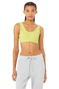 Wellness Bra - Shock Yellow