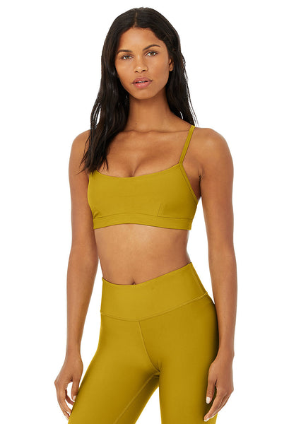 Airlift Intrigue Bra - Chartreuse
