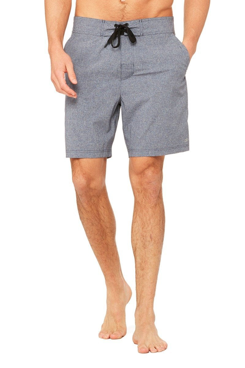 Plow Board Short - Dark Grey Marl