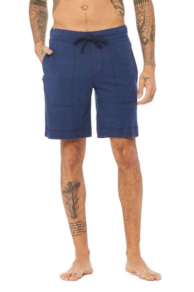 The Triumph Short - Navy Triblend