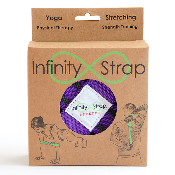 Infinity Strap Stretch Moonbeam Blue - Mavi