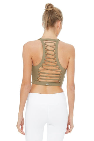 Movement Bra - Gravel