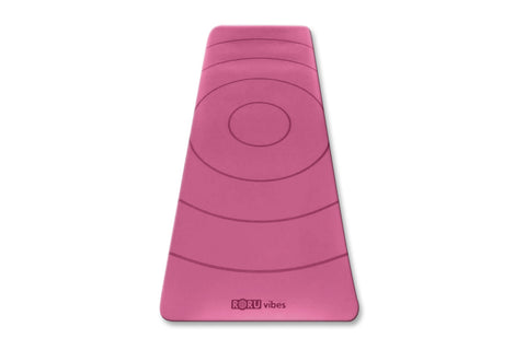 Roru Vibes Yoga Mat - 5mm - Blush
