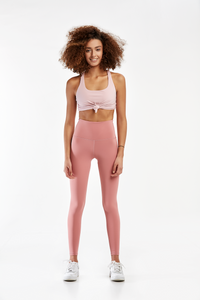 TOO GOOD TO BE TRUE LEGGINGS/ SUGAR PINK