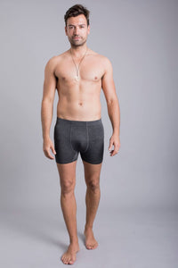 Yoga Boxer Grey