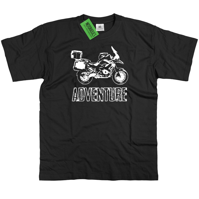 BMW GS1200 ADVENTURE T SHIRT