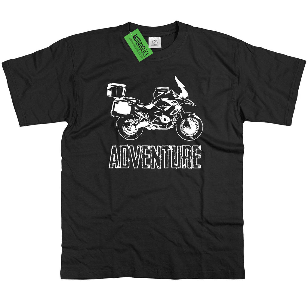 BMW GS1200 Adventure T Shirt R1200GS RT 1200 GS R - Motorholics
