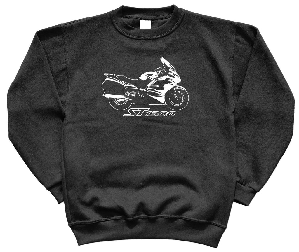 Honda st1300 Sweatshirt Pan European Motorcycle Sweater
