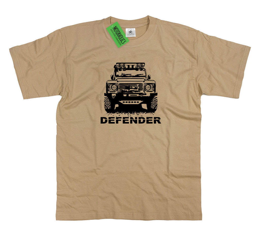 LAND ROVER MODIFIED DEFENDER 90 110 LARGE SAND