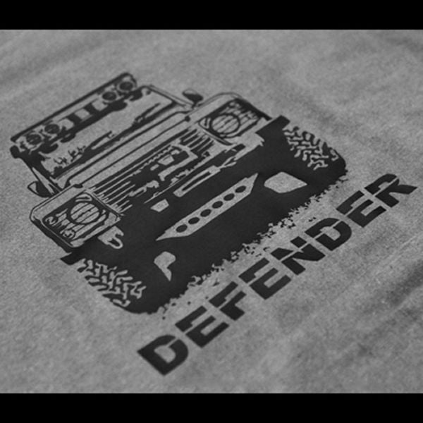 LAND ROVER MODIFIED DEFENDER 90 110 TDI 4x4 OFF ROAD VEHICLE T SHIRT