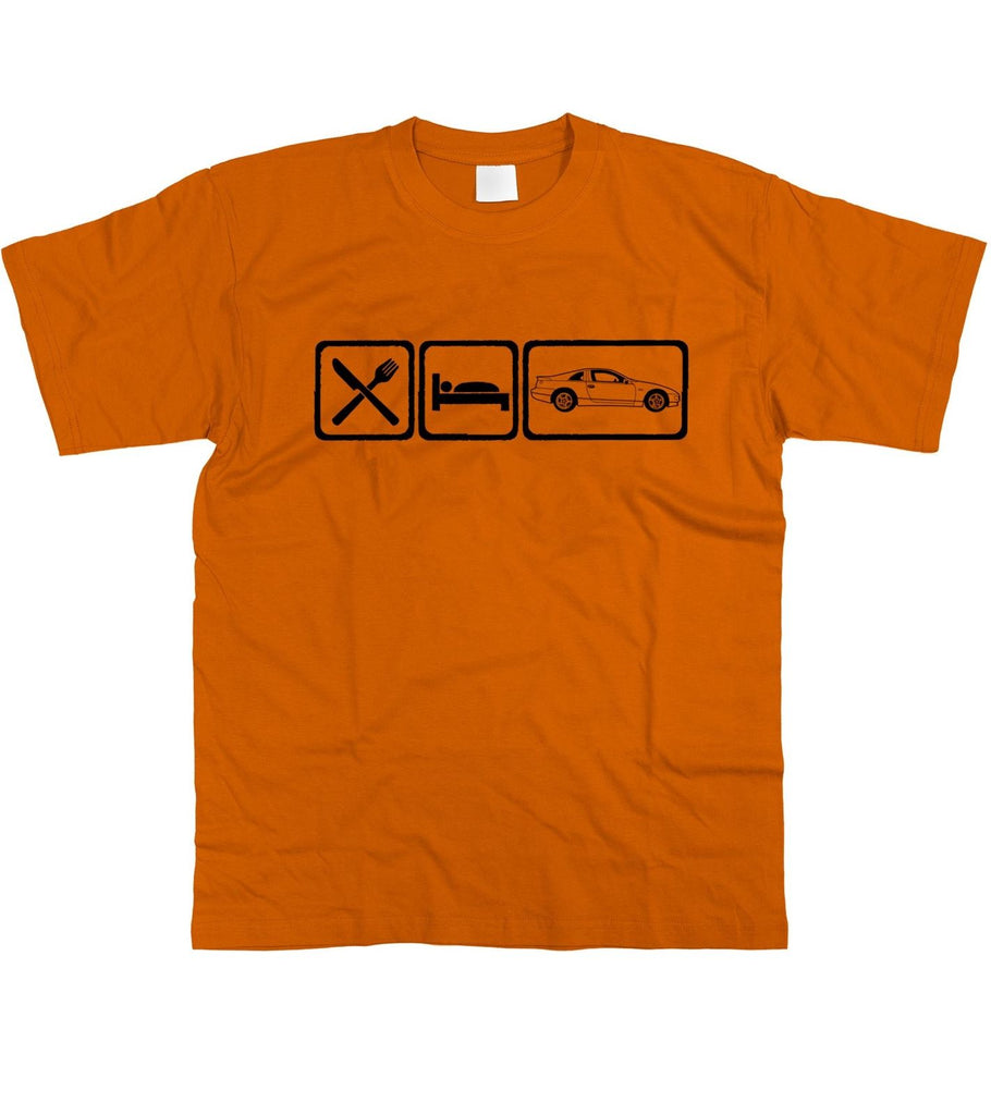 Motorholics Mens Eat Sleep Nissan 300ZX T-Shirt S - 5XL