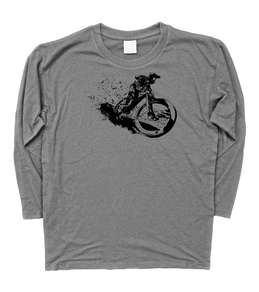 Motorholics Original Mens Downhill MTB Long Sleeve T-Shirt S - 3XL