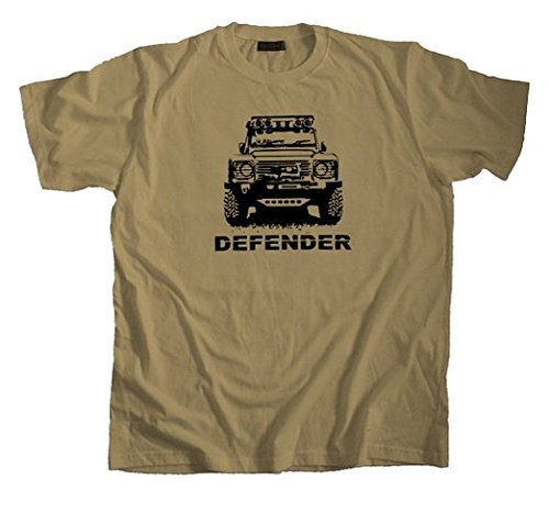 Modified Land Rover Defender T Shirt