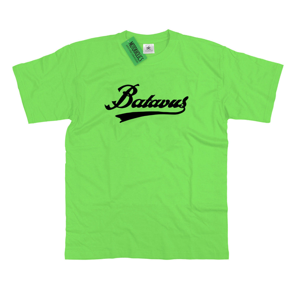 Batavus Logo T-Shirt Vintage Dutch Moped Motocycle S - 5XL - Motorholics