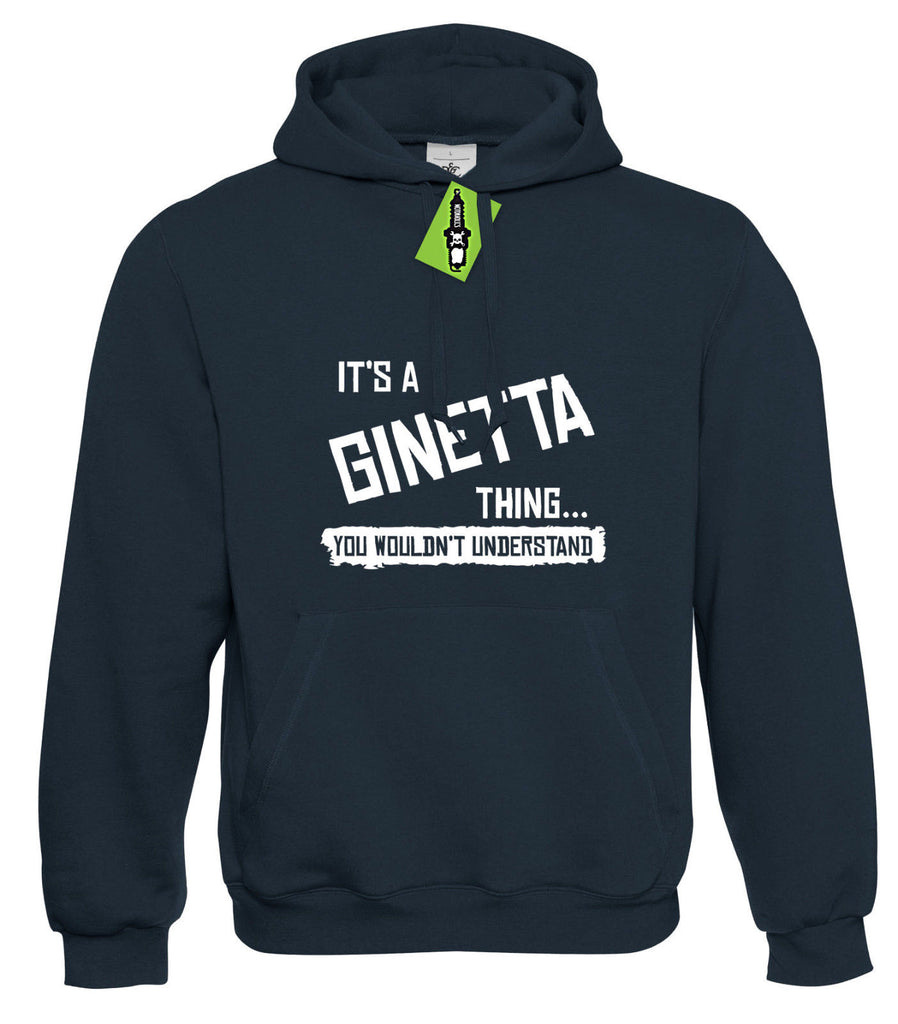 Mens It's a GINETTA thing... you wouldn't understand Hoodie Hoody S - 4XL