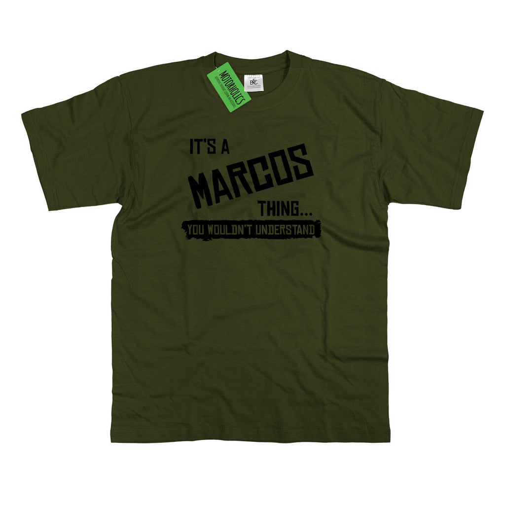 Mens It's a Marcos thing... you wouldn't understand T Shirt Classic Sportscar