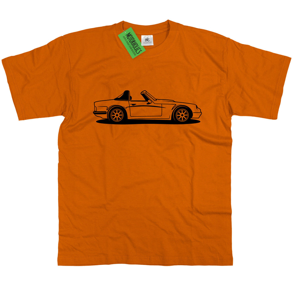Original Sketch TVR S Series Classic British Sports Car S2 S3 S4 V8S T Shirt