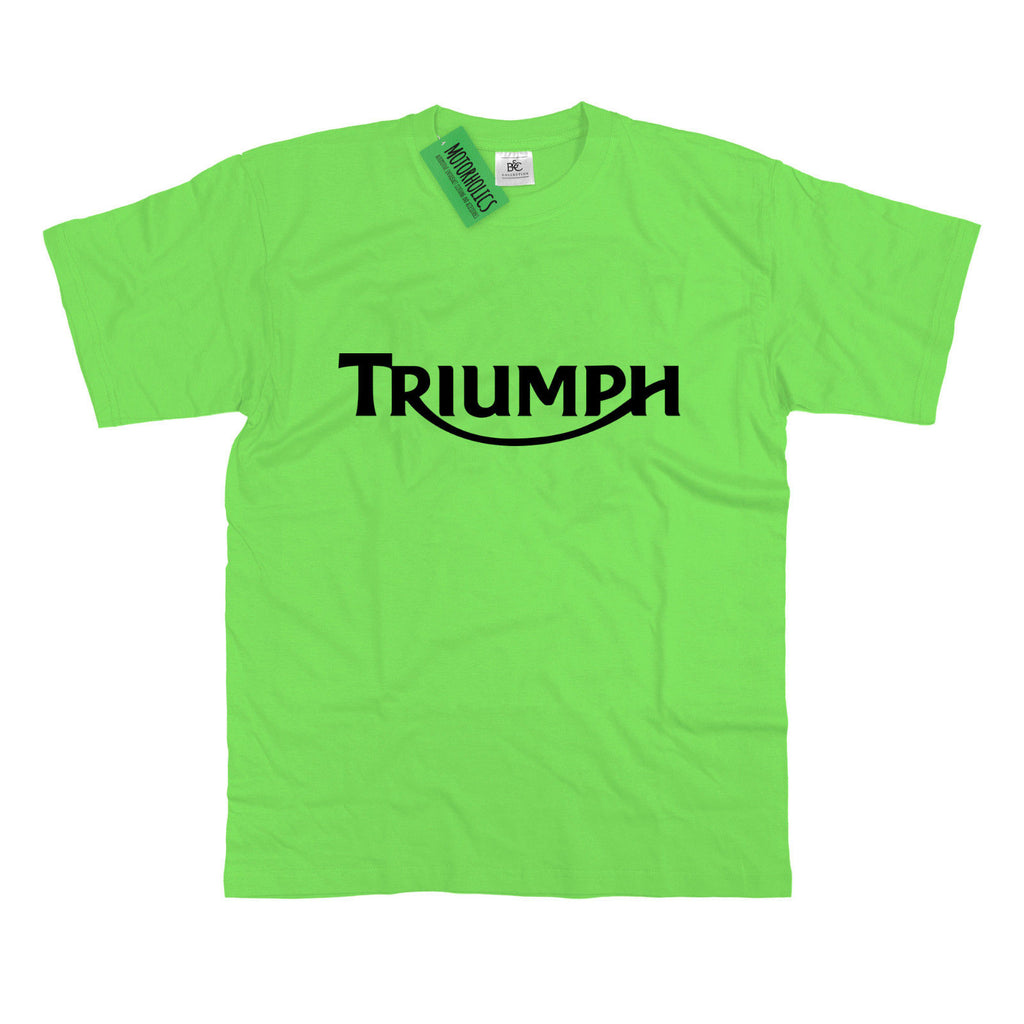 Triumph T-Shirt Vintage British Motocycle S - 5XL