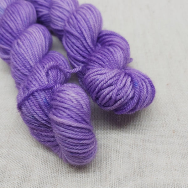 Purple Mini Skeins - 20g