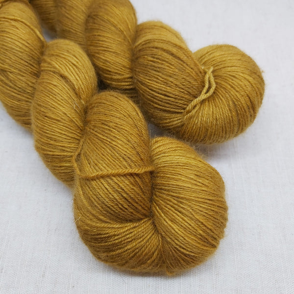 In Time for Harvest - BFL Sock