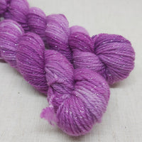 Plum Purple Mini Skeins - 20g