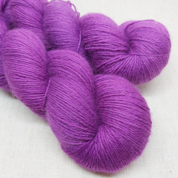 Plum - BFL Sock