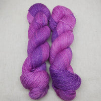 Plum - Sparkle Sock