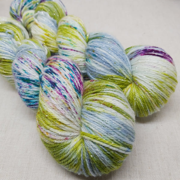 Gulfweed Cosmos - Sparkle Sock