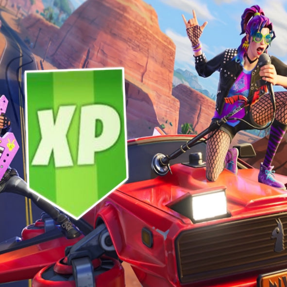 Bonus 400% d'XP Fortnite