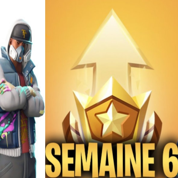Fortnite: Guide complet Semaine 6 Saison 4