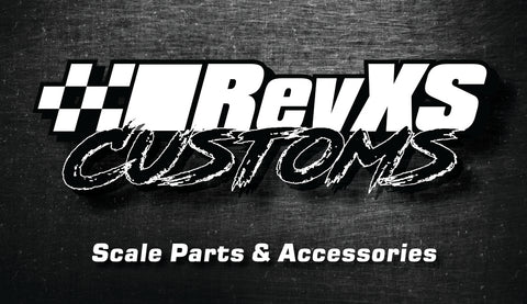 RevXS Customs Logo