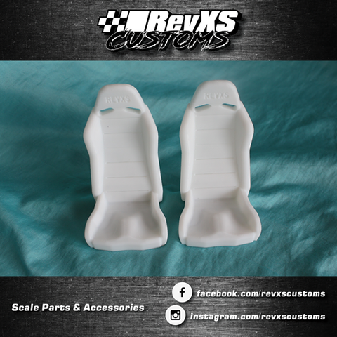 RevXS Customs Race Seats