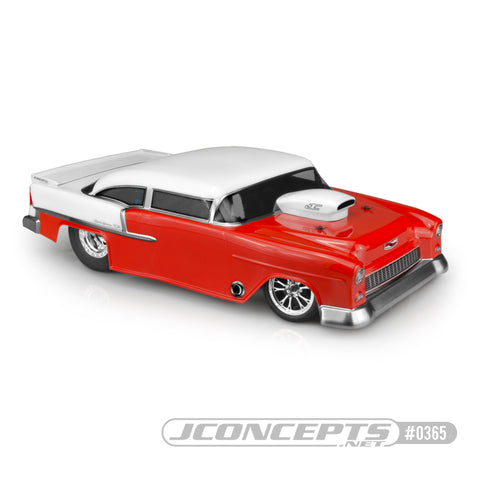 J Concepts: 1955 Chevy Bel Air Drag Eliminator Body
