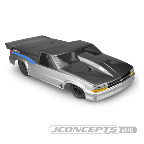 J Concepts: 2002 Chevy S-10 Drag Truck