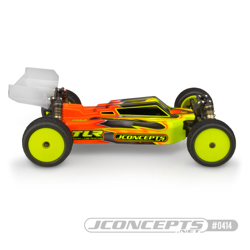 J Concepts: F2 (TLR 22x-4) Body