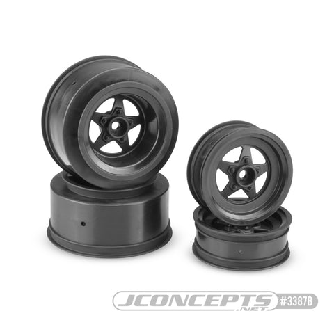 J Concepts: StarTec - Slash / Bandit, Street Eliminator Wheel - F&R Set