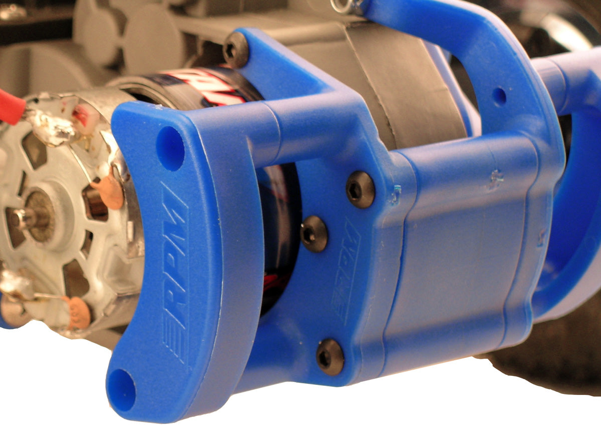 RPM RC Products: Motor Protector for the Traxxas e-Rustler, e-Stampede 2wd, Bandit & Slash 2wd*