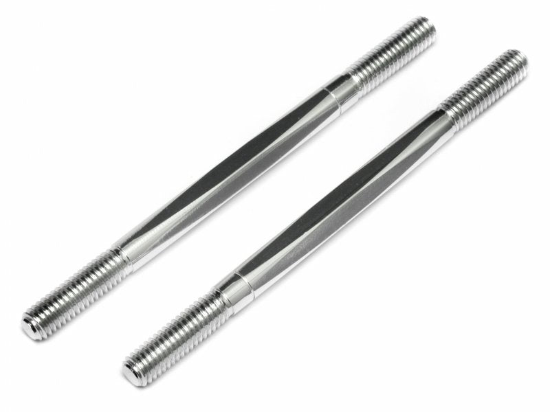 HPI Racing: Turnbuckle 6x92mm (Aluminum 2pcs)