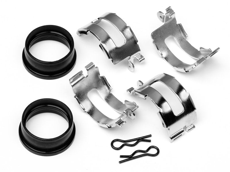 HPI Racing: Exhaust Coupling Set for HPI Tuned Pipe