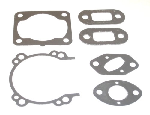 Zenoah: Heavy-Duty Steel Reinforced Replacement Cylinder Gasket Set (4-Bolt)