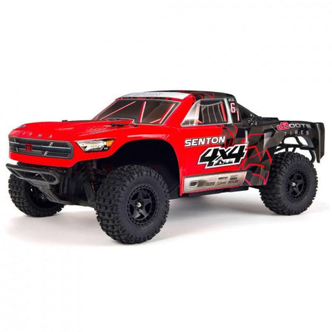 ARRMA: 1/10 SENTON MEGA 550 Brushed 4WD Short Course Truck RTR