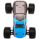 ARRMA: Granite VOLTAGE 1/10 MT 2WD brushed RTR - Blue/Black