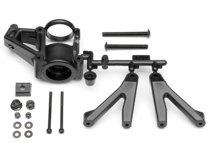 HPI Racing: Front Hub Carrier Set