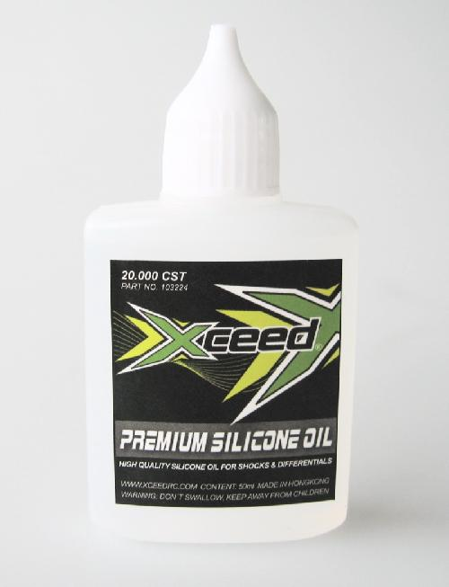 Xceed: Silicone oil 1.500cst - 50ml