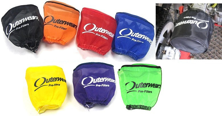 Outerwears: Airfilter Pre-Filter